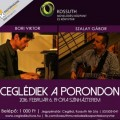 JAZZ - Ceglédiek a porondon